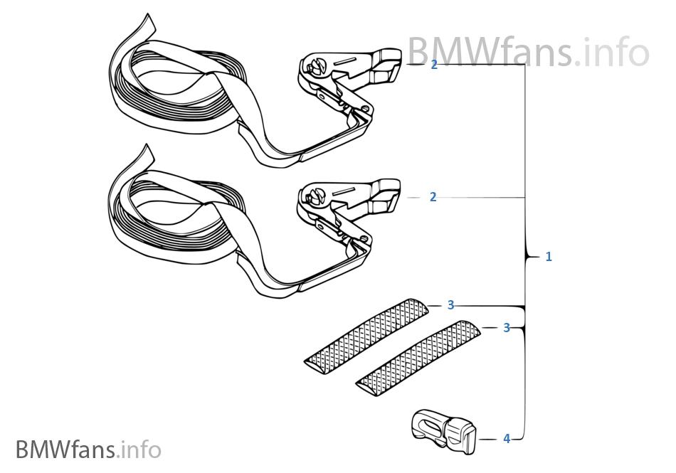 Reboque — sistema de fixação