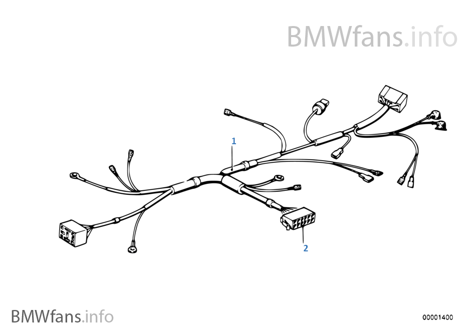 Stupendous Bmw M30 Wiring Harness Basic Electronics Wiring Diagram Wiring Cloud Hisonuggs Outletorg