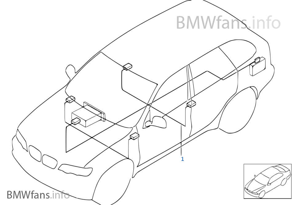Bmw X5 Audio Wiring