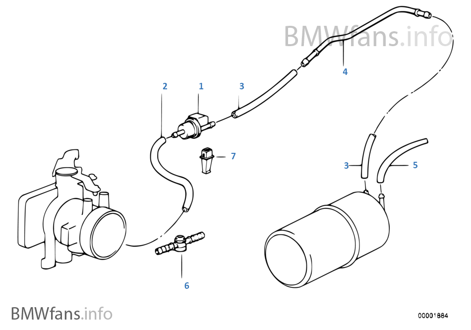 fuel tank breath valve  disturb air valve
