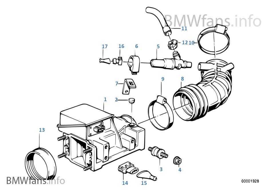 e34 vacuum diagram