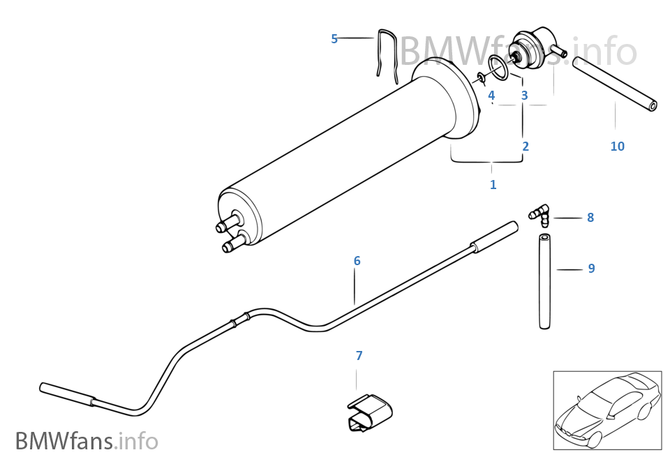 Fuel filter, pressure regulator | BMW X5 E53 X5 4.4i M62 Europe on evinrude diagrams, dodge 4x4 diagrams, volvo diagrams, freightliner diagrams, saab diagrams, honda motorcycle diagrams, mercedes-benz parts diagrams, kymco diagrams, mopar diagrams, ford diagrams, john deere tractor diagrams, chevrolet diagrams, automotive diagrams, smart car diagrams, ac diagrams, jeep diagrams, toyota diagrams, corvette diagrams, volkswagen diagrams, kenworth diagrams,