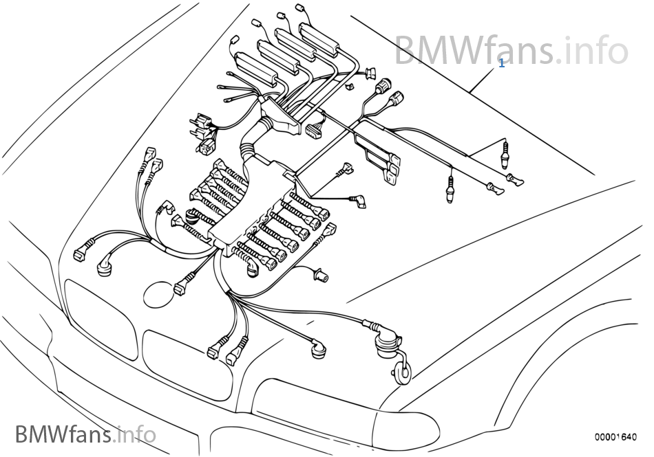 Engine wiring harness | BMW 7' E38 750i M73 Europe on snap-on parts diagrams, 1998 bmw 528i parts diagrams, pinout diagrams, bmw stereo wiring harness, comet clutch diagrams, time warner cable connection diagrams, bmw e46 wiring harness, bmw 328i radiator diagram, bmw suspension diagrams, bmw wiring harness connectors male, bmw fuses, bmw planet diagrams, ford transmission diagrams, directv swim diagrams, golf cart diagrams, ford fuel system diagrams, ford 5.4 vacuum line diagrams, bmw schematic diagram, bmw cooling system,