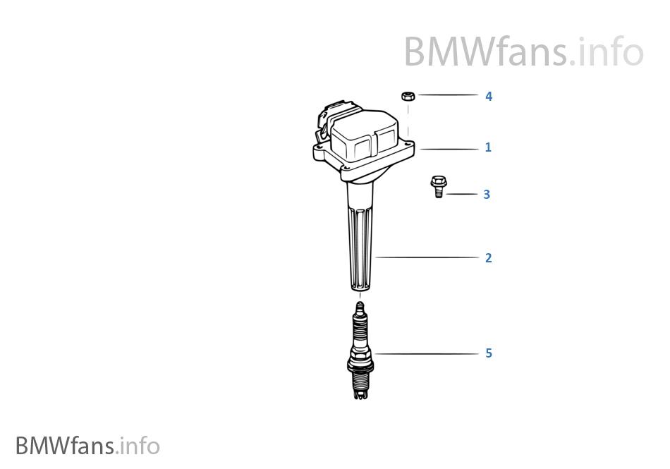defekte z ndspulen identifizieren wechseln 3er bmw. Black Bedroom Furniture Sets. Home Design Ideas
