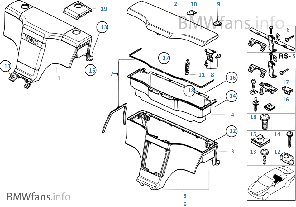 2000 bmw z3 rear suspension parts diagram  bmw  auto
