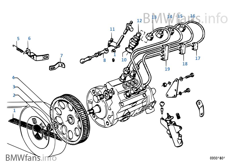Mechanical fuel injection bmw 5 e12 520i m10 europe mechanical fuel injection freerunsca Choice Image