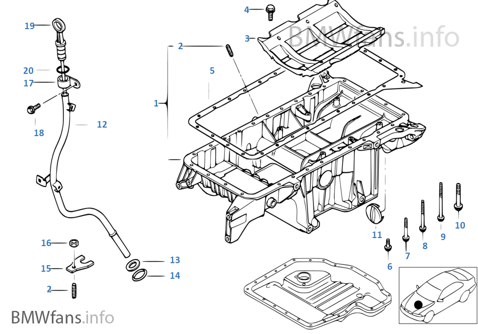 2001 bmw x5 4 4i engine diagram