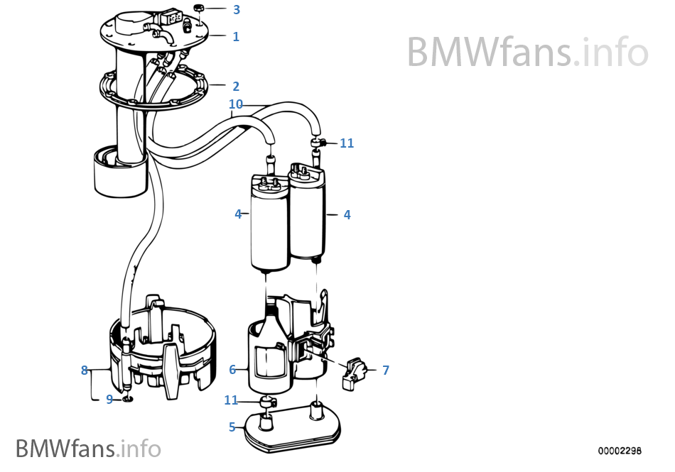 Suction device w.pump
