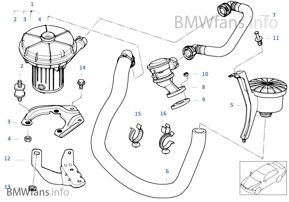 bmw m6 turbo engine diagram