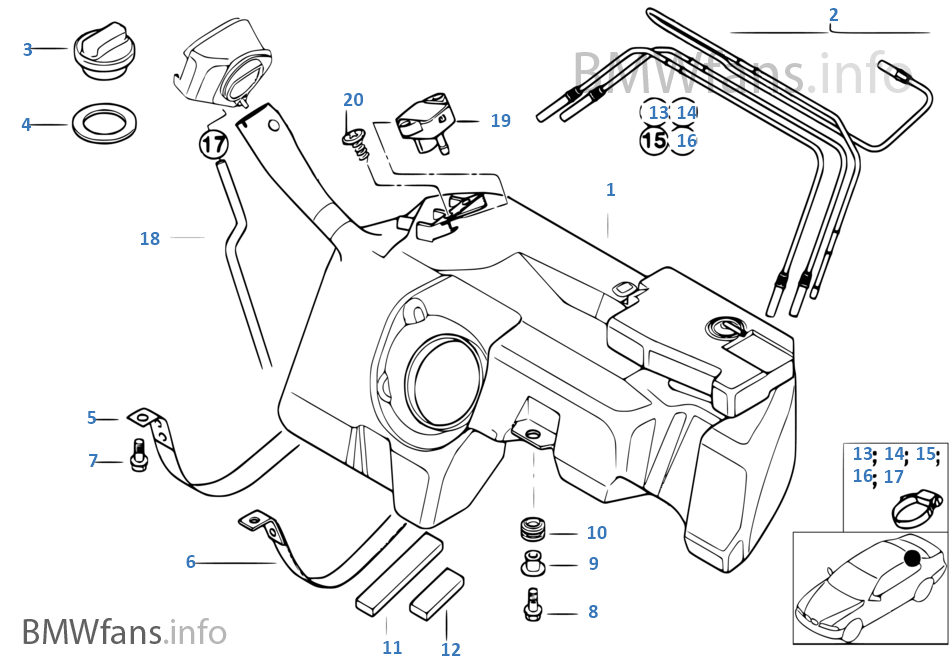 bmw z4 parts catalog
