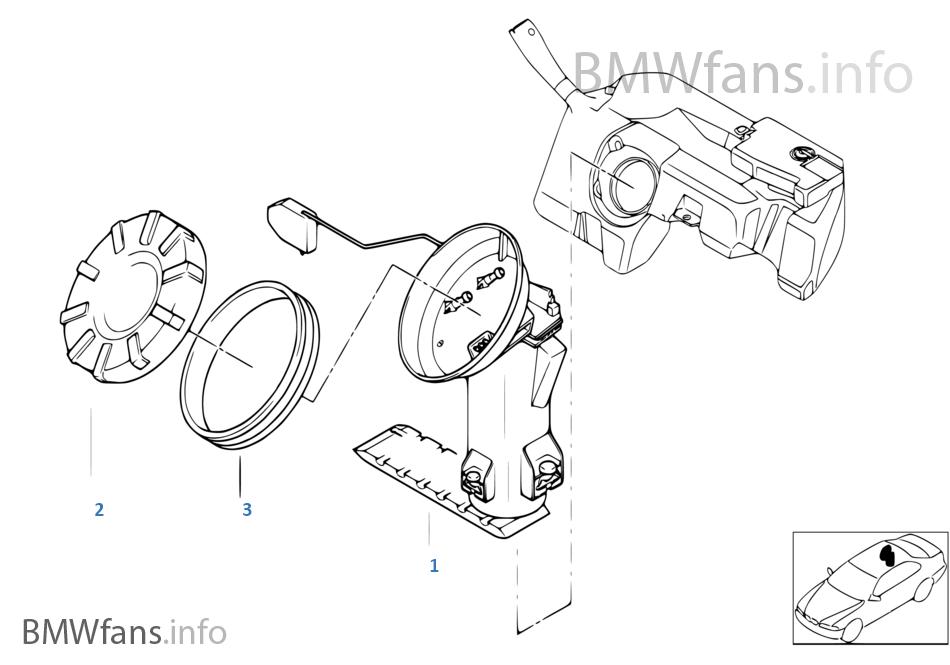 1996 bmw z3 parts catalog
