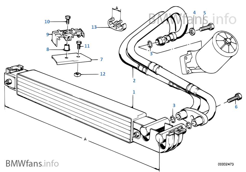 Engine oil cooling | BMW 5' E34 535i M30 Europe on m44 engine diagram, h1 engine diagram, g20 engine diagram, m20 engine diagram, m96 engine diagram, fx45 engine diagram, m54 engine diagram, m104 engine diagram, m52 engine diagram, m10 engine diagram, m50 engine diagram, m45 engine diagram, m62 engine diagram, m60 engine diagram, m42 engine diagram,
