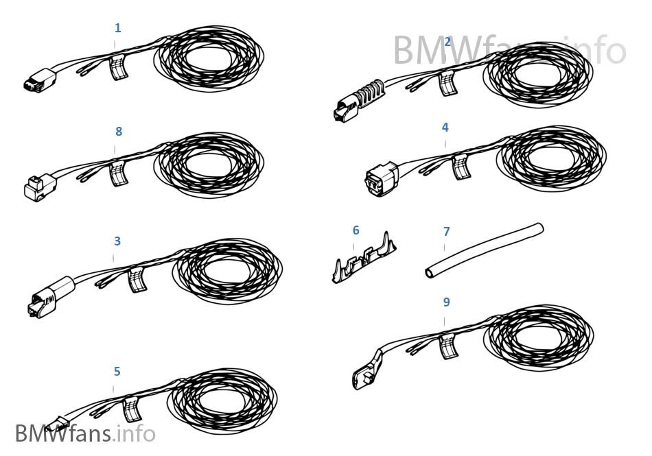Kabel naprawczy pod. powietrznej