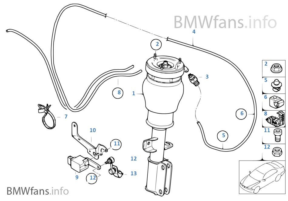 Bmw also Front Seat Backrest Frame Rear Panel furthermore Bmw E36 E85 318i Z4 Front Suspension Strut Mount Aftermarket 31 33 1 092 885 also Showassembly together with E70 Bmw Parts Catalog. on z4 front suspension on