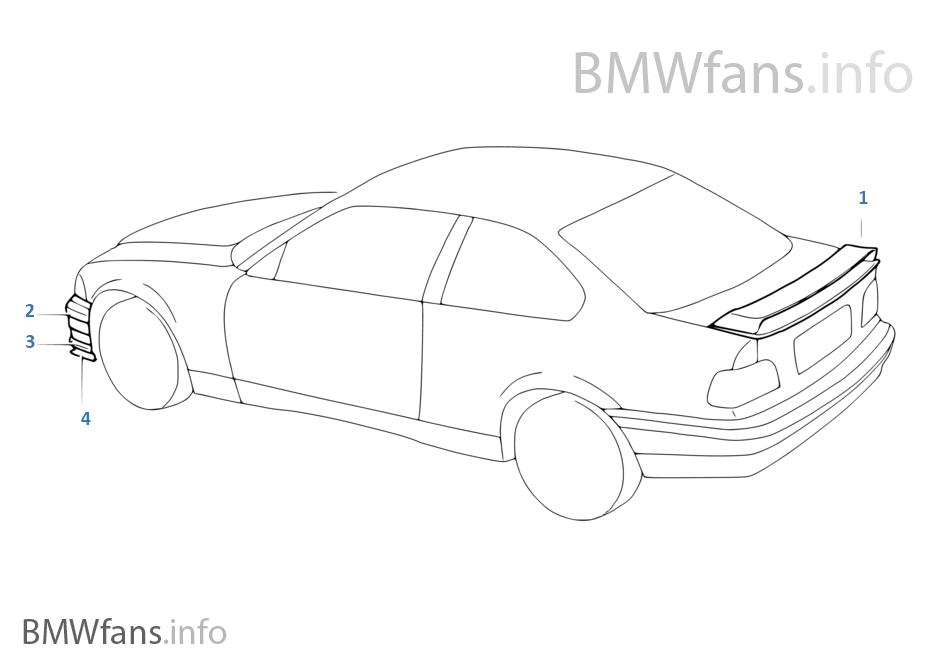 Bmw E36 M
