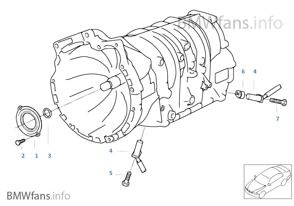 A5S360R/390R Στεγανοπ./αισθ.αριθμ.στροφ.