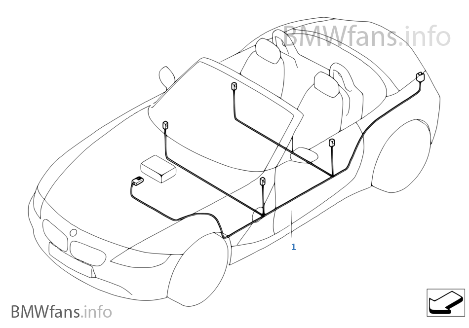 Bmw Z4 Wiring Harness Diagram