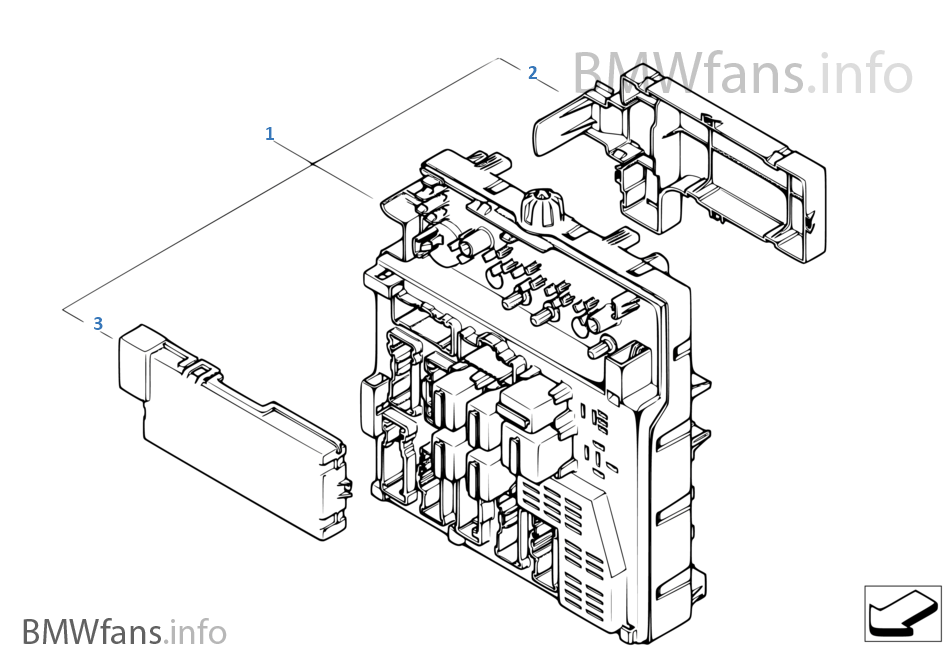 z4 e85 fuse box with Single  Ponents Fuse Box Interiors on 2008 Chevy Equinox Fuse Box Diagram as well E46 Battery Wiring Diagram further Bmw 135i Fuse Box besides 61126916801 additionally 1995 Fiat Coupe 16v Fuel Relay Circuit Diagram.