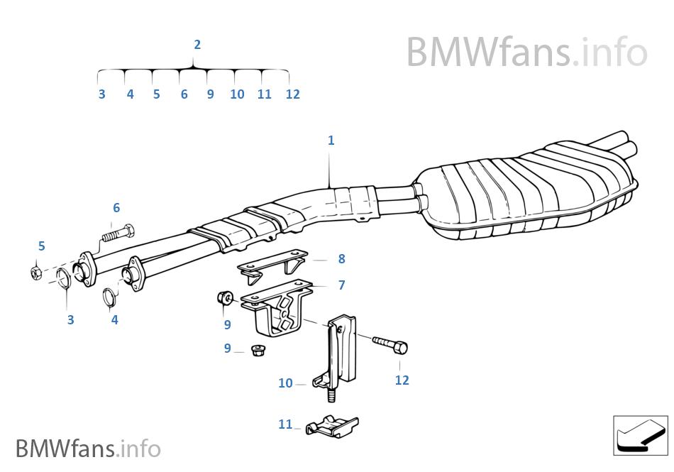 bmw e36 m3 parts catalog
