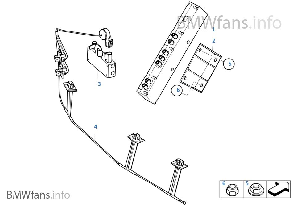 Onderdelen antenne-diversity