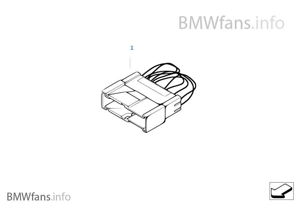 Münferit parç., Ericsson T serisi-Bagaj