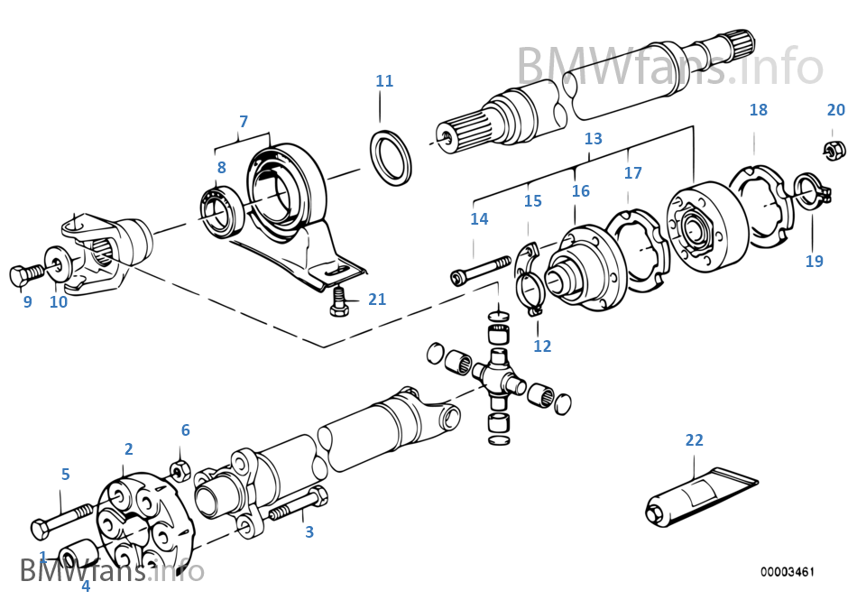 2005 bmw x5 front suspension