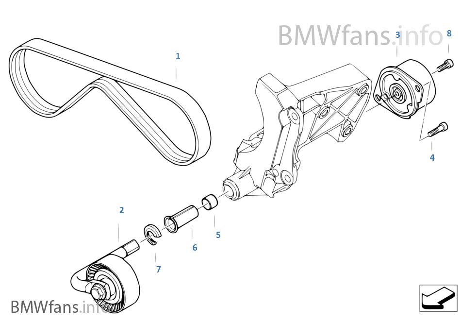 2004 bmw x3 parts catalog