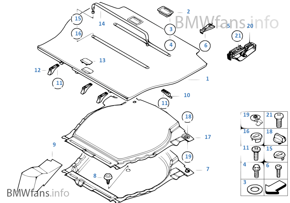 Bmw Mini Fuse Box Layout