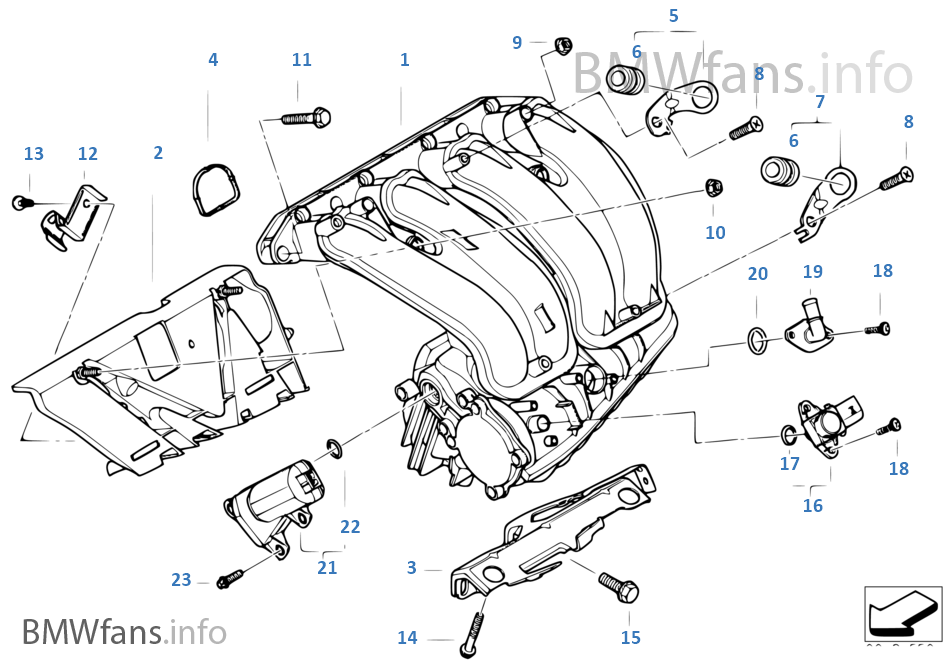Bmw N42 Wiring Diagram : Bmw intake diagram wiring