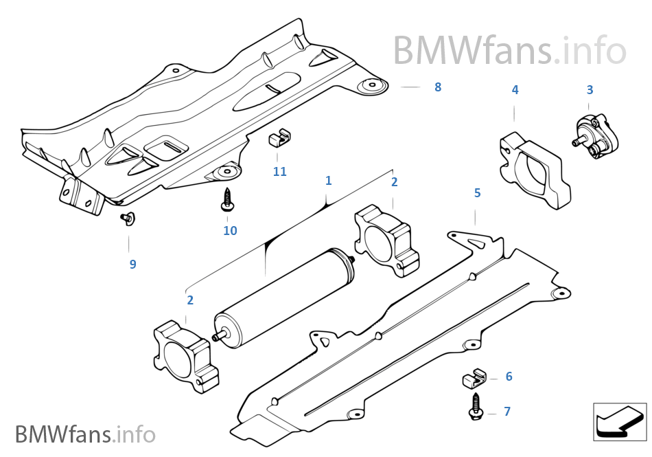 bmw 330d fuel system diagram