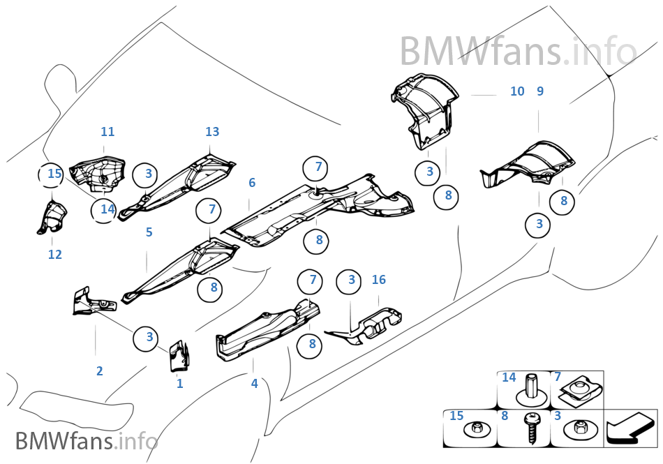 1998 Bmw 528i Sunroof Diagram