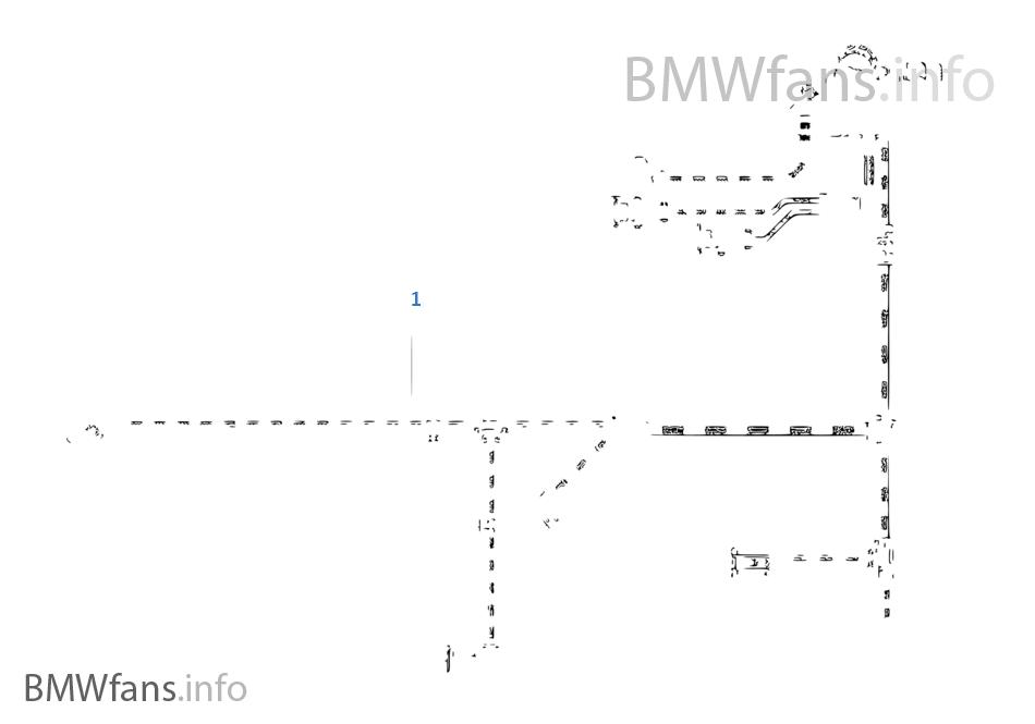 engine wiring harness engine module bmw 3 e46 318i n46 europe rh bmwfans info BMW E46 Wiring Harness BMW Battery Wiring Harness