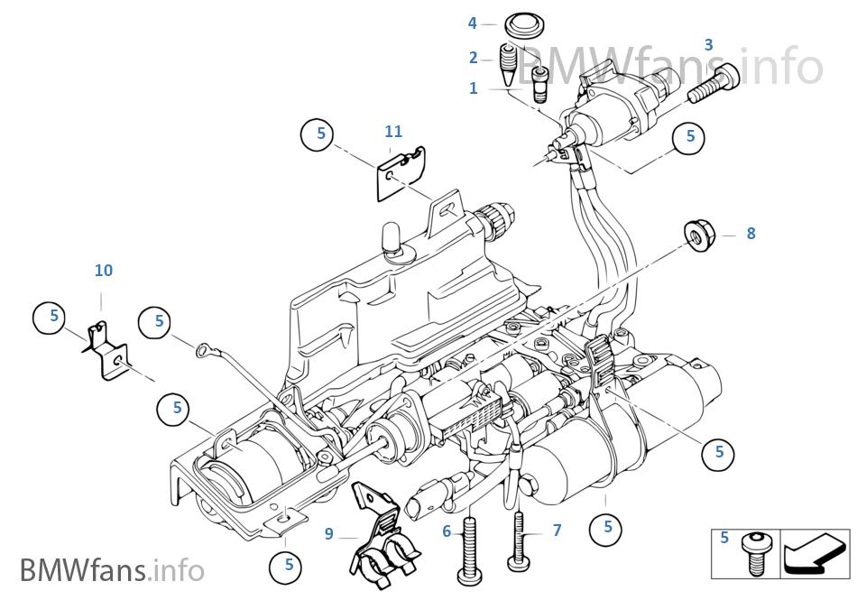 GS6S37BZ (SMG) 液壓系統 固定