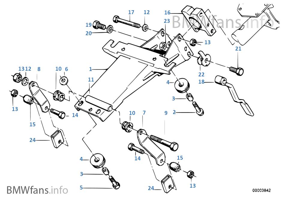 Arbol de direccion-ajustable/piezas suel