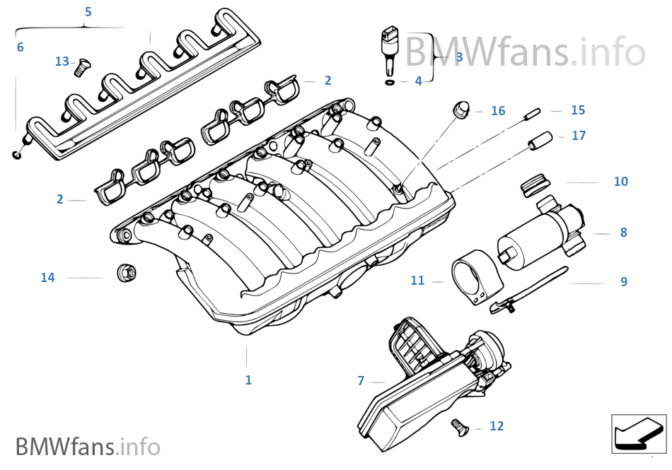 install bmw engine diagrams