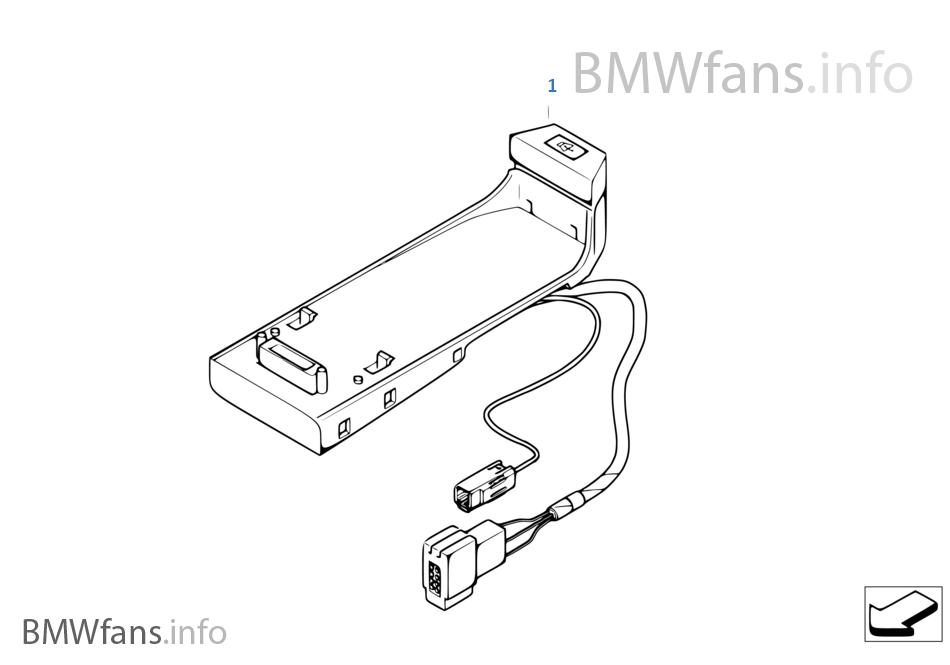 추가장착 세트, 핸즈프리 Bluetooth SA644