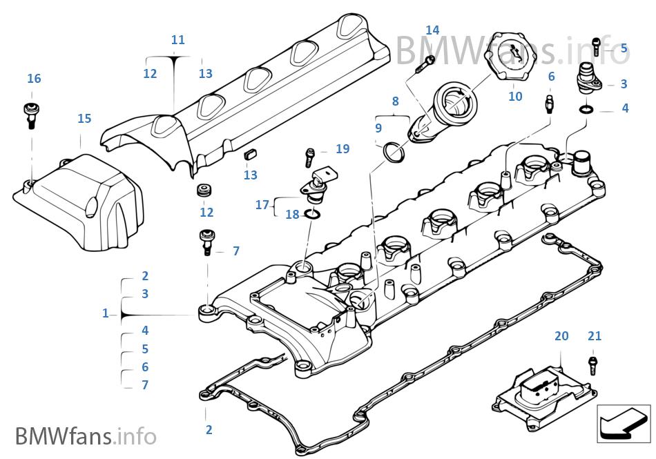 bmw m5 engine diagram