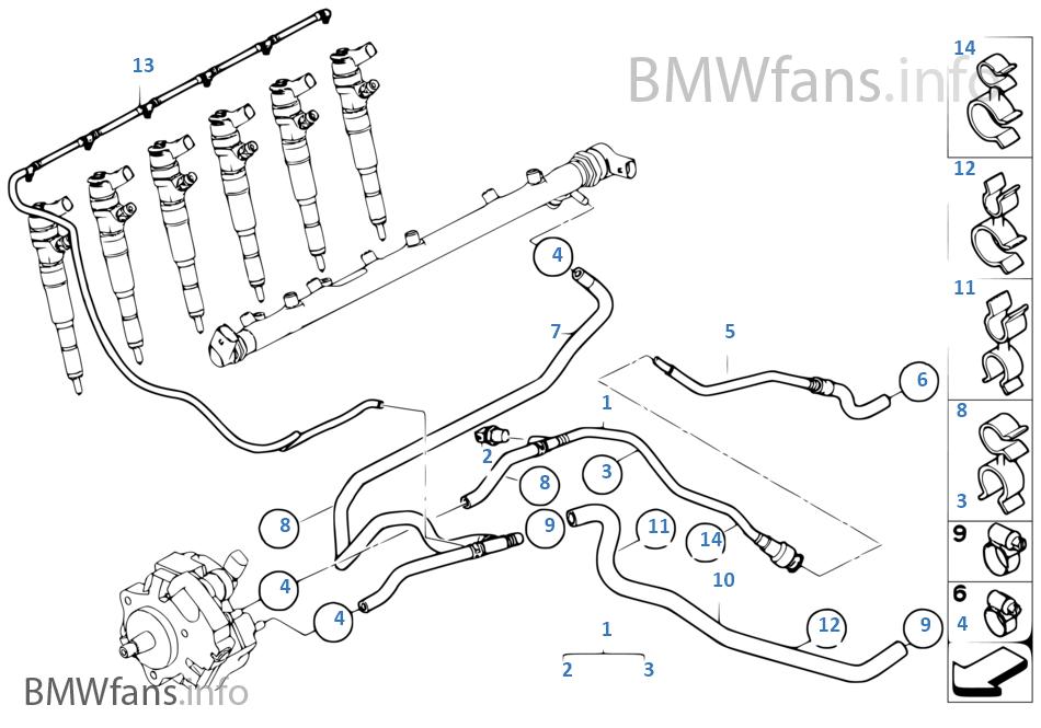 Bmw X3 Fuel Line