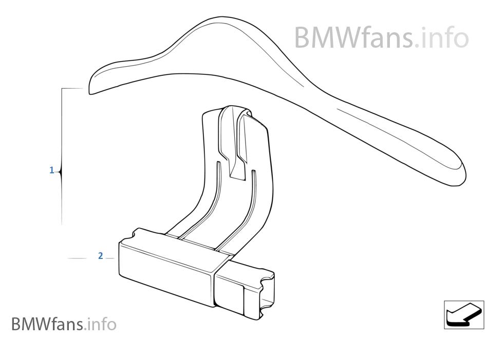 Universal coat hanger