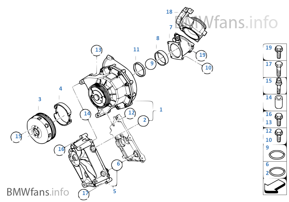 2004 Bmw X5 4 4i Engine Diagram Com