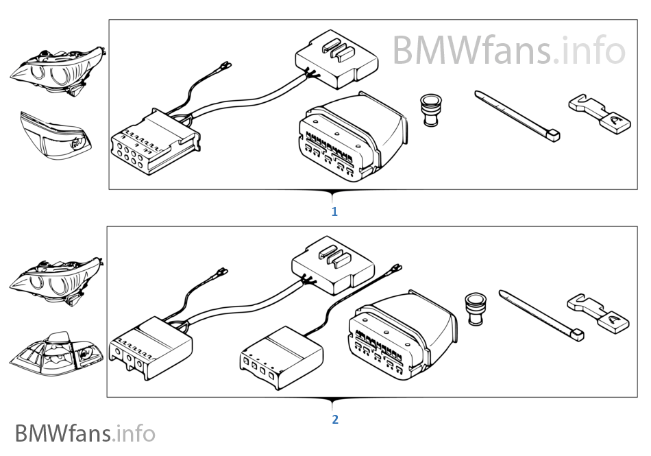 Electrical Kit Facelift Lights: BMW S85 Wiring Diagram At Anocheocurrio.co