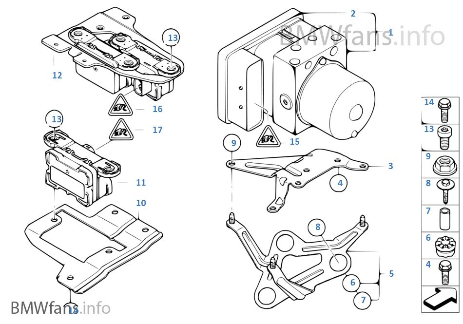 Гидроагрегат DSC/крепление/датчики