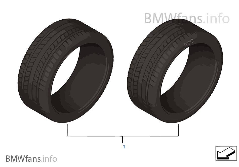 동절기용 타이어