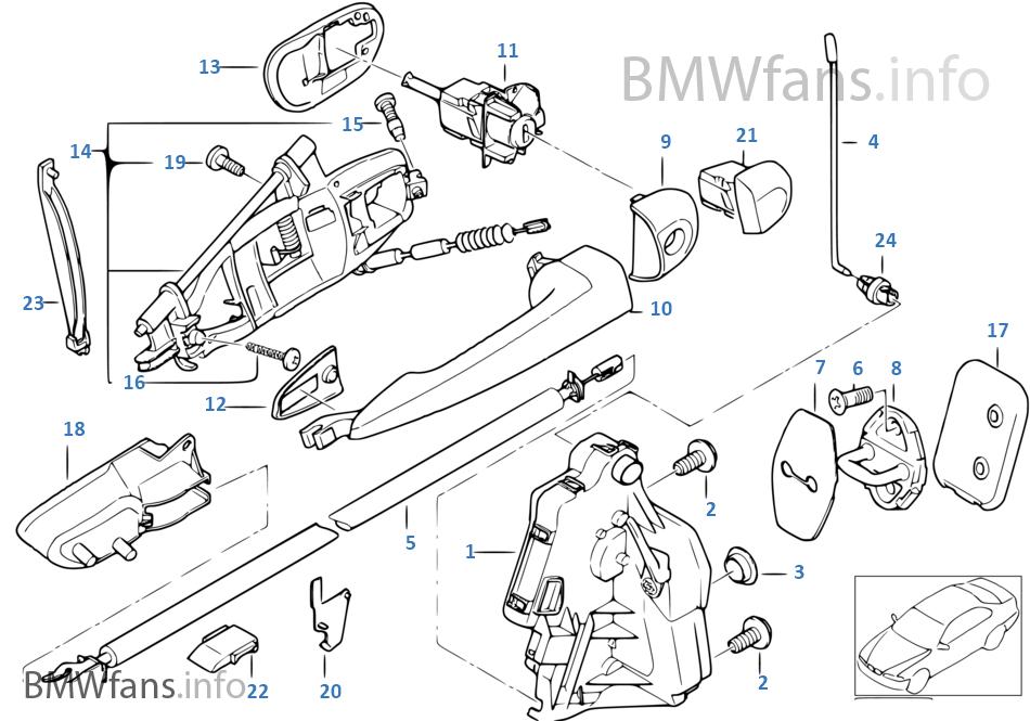 Defekter Schliesszylinder Fahrertur 3er Bmw E46 Forum