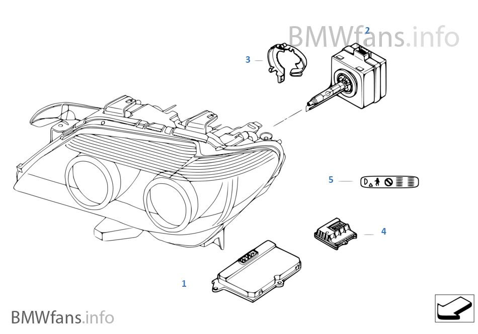 Bmw E66 Headlight Wiring Diagram Bmw Auto Wiring Diagram