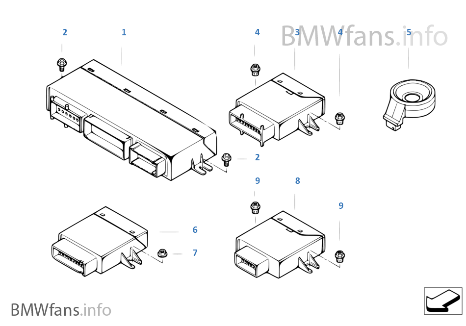karosseriesteuerger u00e4te und module