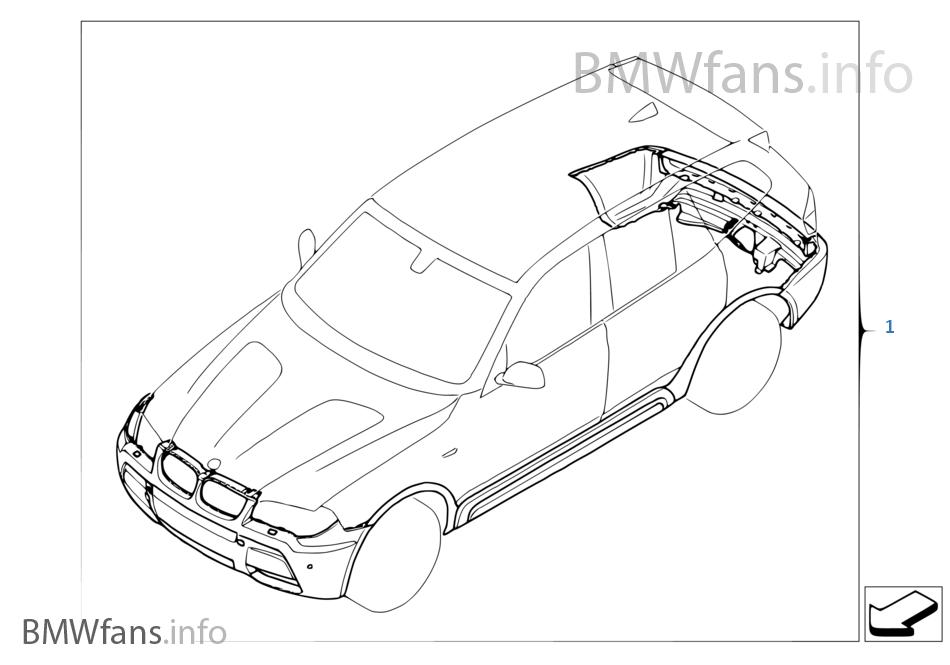 bmw x3 e83 wiring diagram