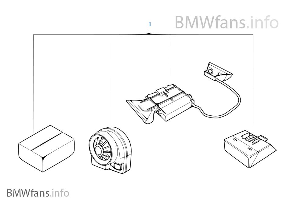 installation kit alarm system bmw x5 e53 x5 4 8is n62 europe rh bmwfans info