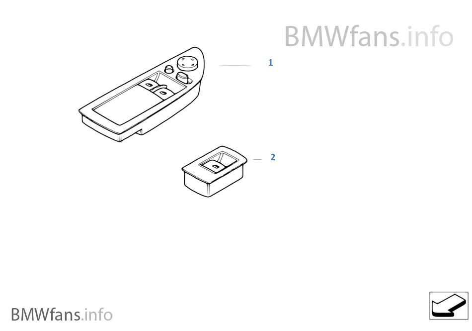 Switch window lifter