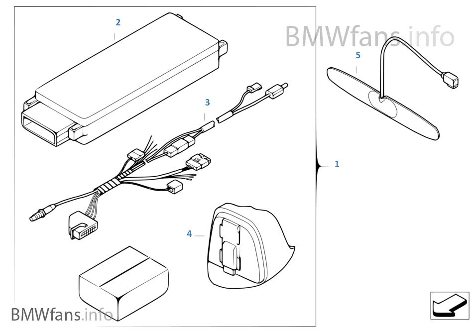 retrofit kit for uni hands
